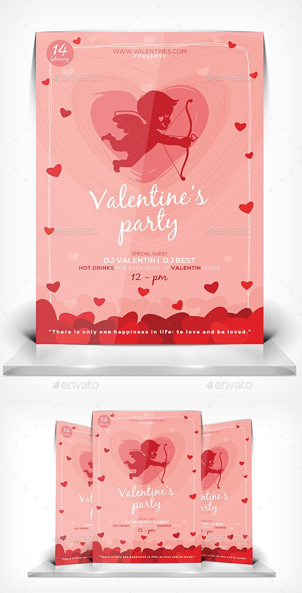 Valentines Day Flyer Event Flyer Templates Event Flyer Flyer Template
