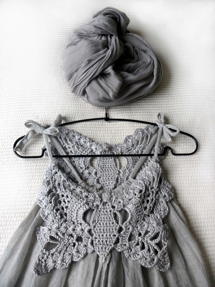 beautiful #crochet details