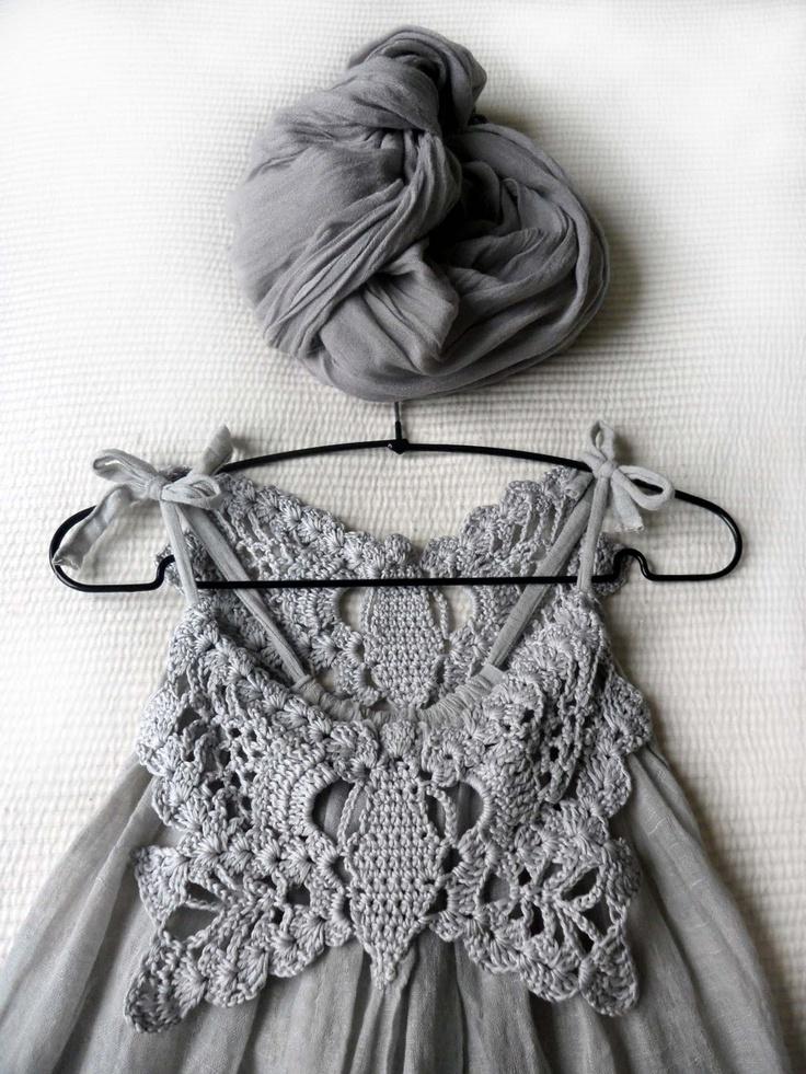 beautiful #crochet details