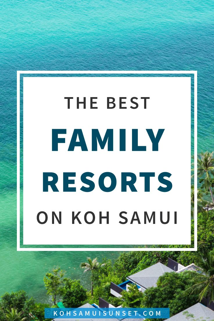 Where to stay on Koh Samui with kids? How to find the ideal family-friendly resort for your family (and budget!). Find Koh Samui's hotels with the best beaches for kids, the best rooms for families, child policies, kids' pool and kids' clubs and what to expect on the children's menu. Discover Koh Samui's best family resorts in this comprehensive, island-wide hotel guide. Click through to read more: