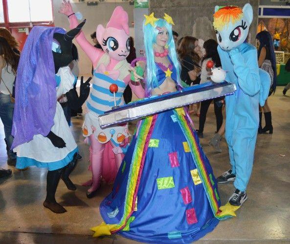 Sona Arcade and My Little Pony