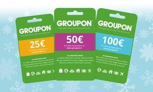 La carta regalo permette di scegliere tra le migliori offerte per il tempo libero selezionate ogni giorno