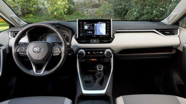 2019 Toyota Rav4 Interior In 2020 Toyota Rav4 Interior Rav4 Interior Rav4