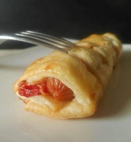 Friand hot dog