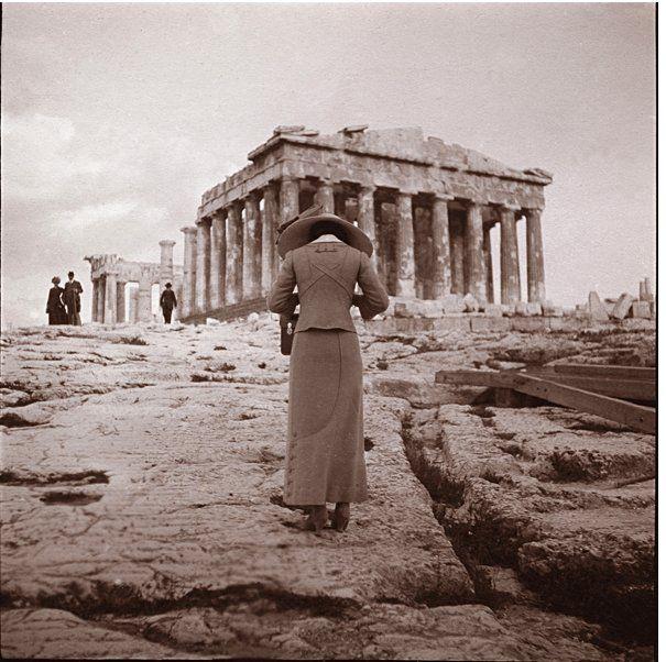 1839 ~ Η πρώτη φωτογραφία στην Αθήνα.