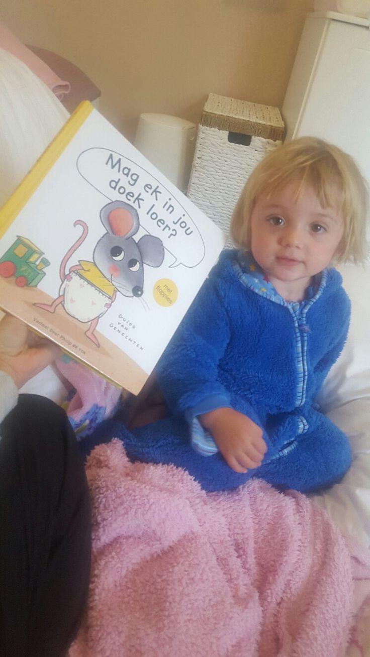 2jarige geniet hierdie boek vreeslik