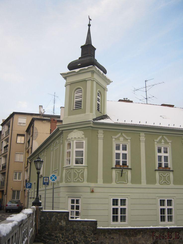 Eger, Kálvin-ház | EgriRege.hu