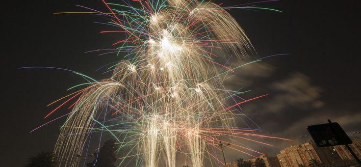 valencia fallas fireworks - Google Search
