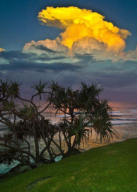 Burleigh Heads Sunset 0089 | Flickr - Photo Sharing!