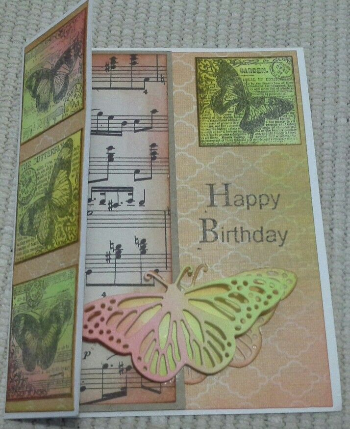 23rd April 2016 Jenny's card kit