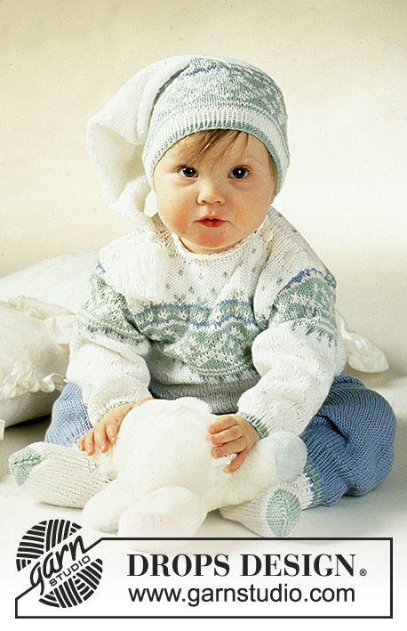 Catálogo DROPS Baby 2 - Patrones gratuitos de punto y ganchillo ...