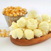Where to buy the best Non-GMO Mushroom Popcorn Kernels to make kettlecorn - Just Poppin Gourmet Popcorn