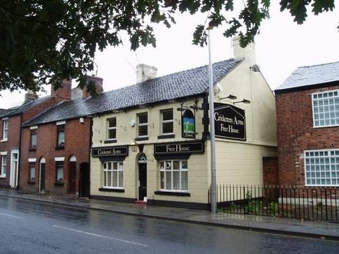 Cricketers Arms Pub 54 Crewe Road Sandbach Cheshire On UK Finder