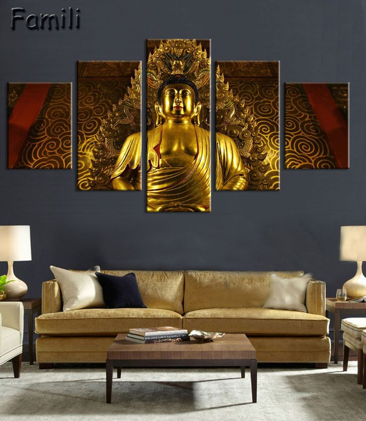How to Original Price US $15.26 Sale Price US $10.38 5pcs Retro and Nostalgic style Abstract painting Buddha and city building canvas art modern home decoration PAINTING art in 10 minutes and still look your best #Painting#Calligraphy