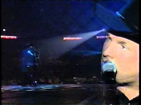Garth Brooks - To Make You Feel My Love - LIVE - Academy of Country Musi...