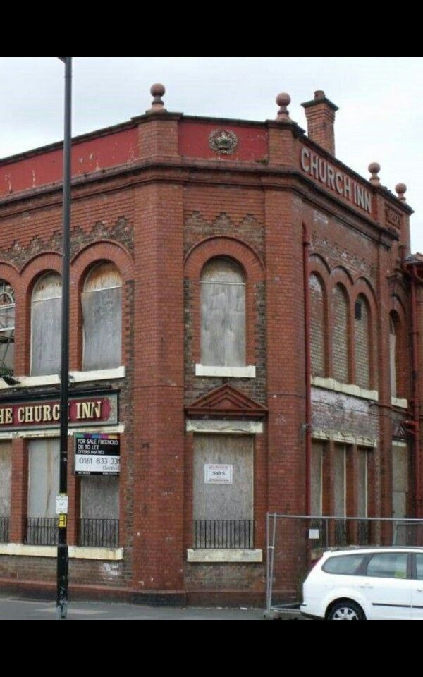 The Church inn, Church Road, Northenden, Manchester
