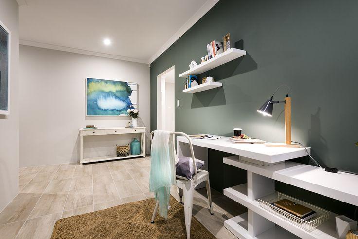 Homebuyers Centre Maverick Display Home Study - Karnup, WA Australia