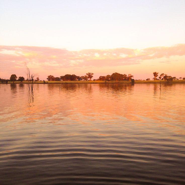 Lake Eppalock.