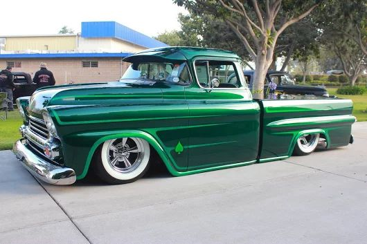 1959 Chevy Truck Lowrider Contest