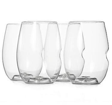 Govino Wine Glasses at Remodelista