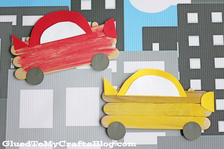 Calling ALL my craftymommy friends of little boys! Today's post is for those rough and tumble kids that absolutely LOVE cars. My son{like any typical boy} is into ANYTHING associated with cars. Anything with wheels – it's his favorite! So that's exactly what inspiredtoday's simple Popsicle StickCars Kid Craft tutorial that can be madeon the …