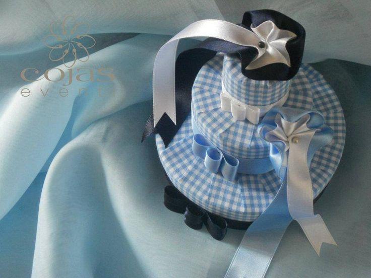 mini cake in tessuto cojaseventi.com   https://www.facebook.com/pages/Cojas-Eventi-Wedding-Planner-Sardegna/192376730792148