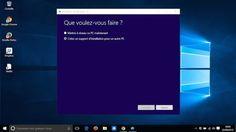 Comment créer un disque de récupération de Windows 10