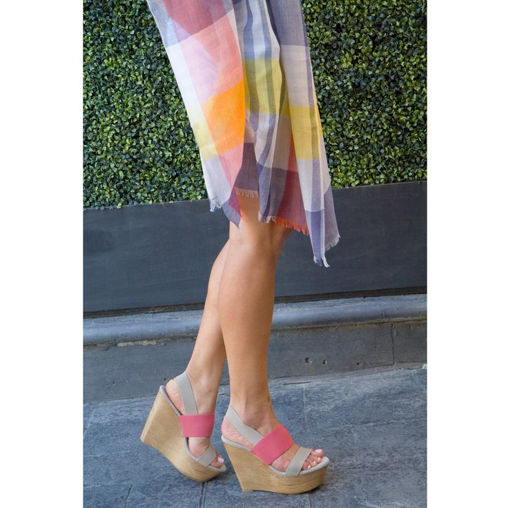 Spring / Summer 2016 ::: Shoes: Barcelona Shoe Company Wrap: Yarnz NYC  All available in store   #shoes #cashmere #yarnz #yarnznyc #spring #summer #ss2016 #pastels #women #womenswear #accessories #bright #brightcolours