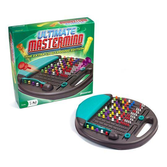Advanced Mastermind® Game