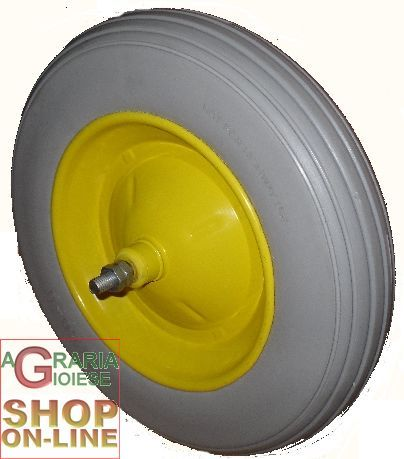 RUOTA VESPA PIENA PER CARRIOLA RUN FLAT INTER. MM. 110 https://www.chiaradecaria.it/it/ricambi-per-carrelli/15717-ruota-vespa-piena-per-carriola-run-flat-inter-mm-110-8014211131394.html