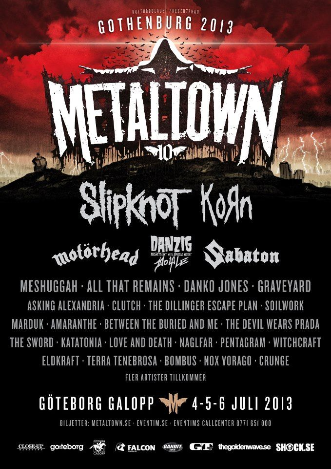 Metaltown 2013