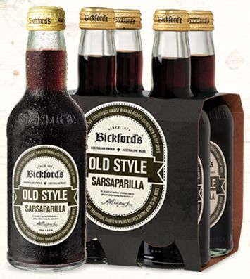 Bickford's Sarsaparilla delivers a refreshing blend of subtle liquorice sweetness for a thirst quenching, old fashioned taste with a lingering 'sugar coated aniseed ring' aftertaste. Contains no artificial colours or flavours.
