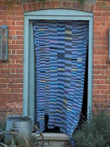 Stripes Hanging by Kaffe Fassett