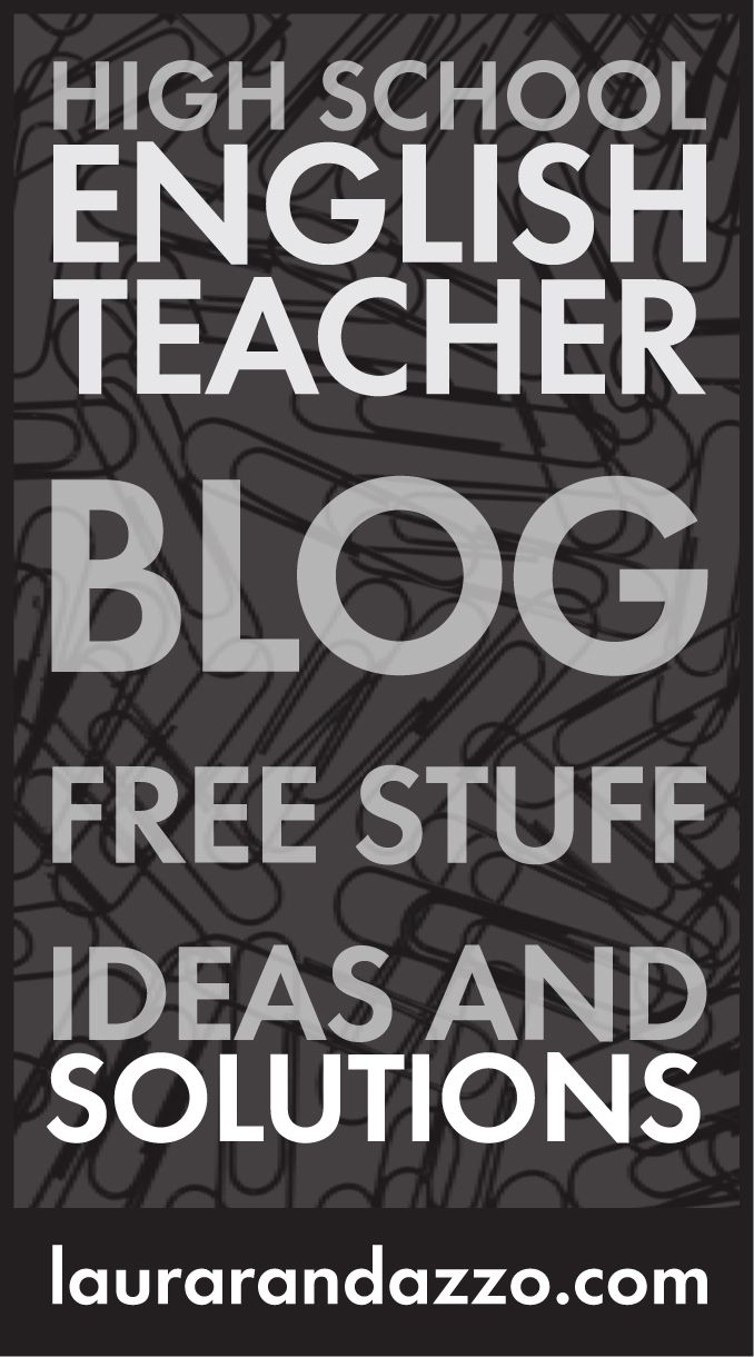 Solutions for the secondary classroom – High school English teachers
