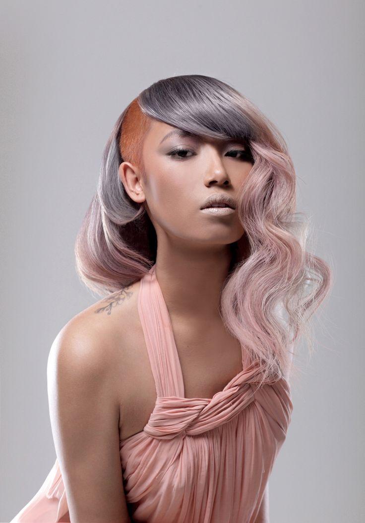 Wella trend vision 2016 by me;) | Hair :) | Creative hair ...