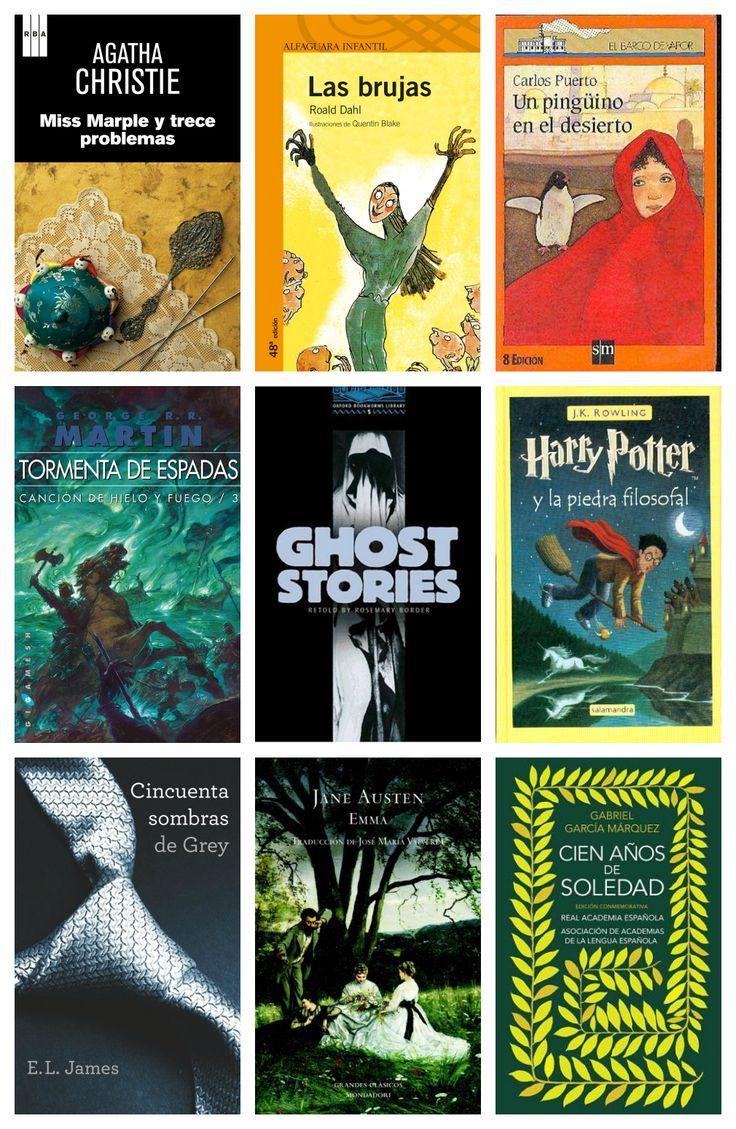 Los libros que me han acompañado en mi vida #libros #books #lectura #biblioteca