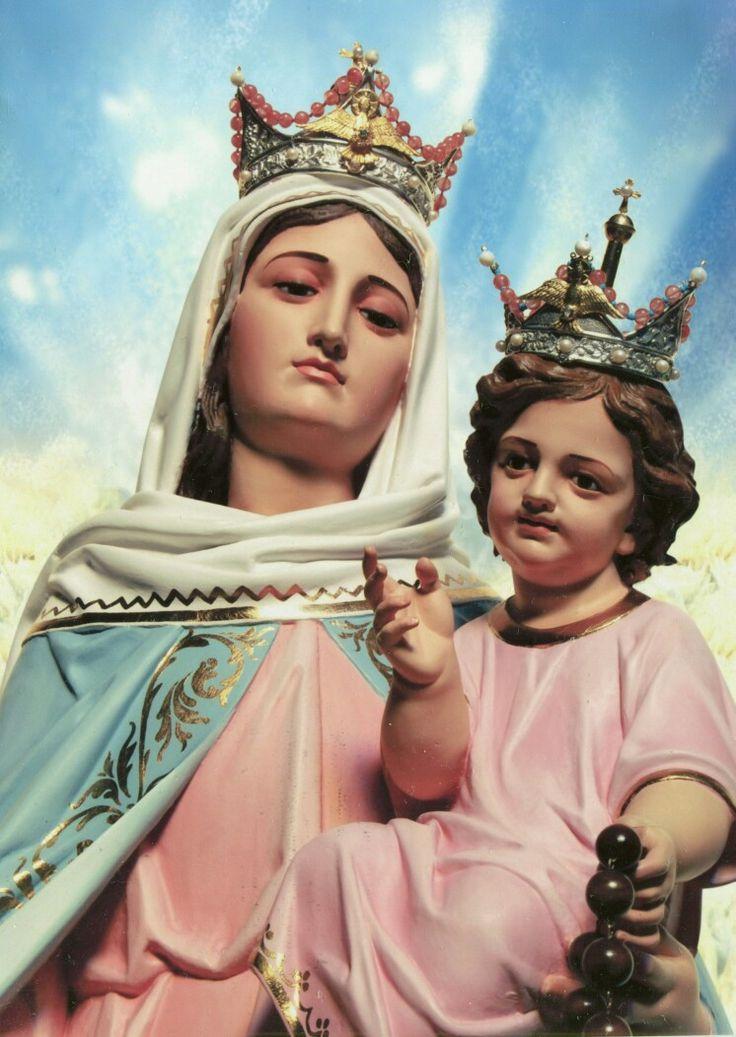 María del Rosario de San Nicolás Virgen María del Rosario de San Nicolás Our Lady of the Rosary of San Nicolás Madonna del Rosario di San Nicolás Nossa Senhora do Rosario de San Nicolás Notre Dame du Rosaire de San Nicolás ロザリオの聖母 サンタクロース