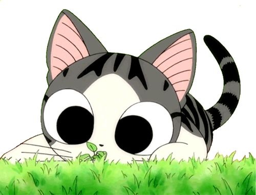 Cute Kawaii Animal Wallpapers Kawaii X3 Chi S Sweet Home In 2019 Cute Anime Cat