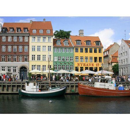 Week end en amoureux a Copenhague