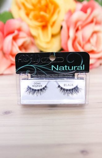Fashion Lashes - Demi Wispies - Black