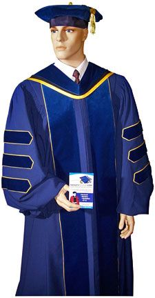 ucla doctoral regalia