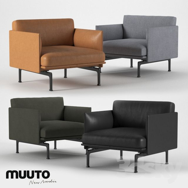 Muuto Outline Series Armchair 78 Living Room Inspiration Room Inspiration Furniture