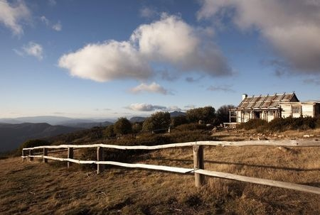 Craig's Hut - High Country - Victoria