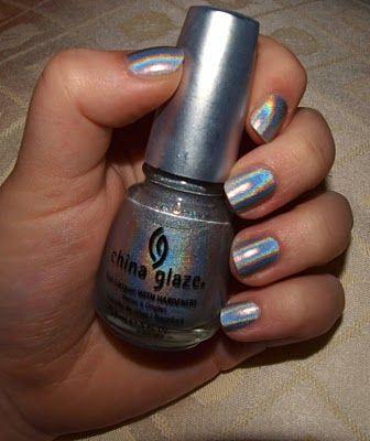 China Glaze - OMG