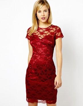 A+Wear+Lace+Dress