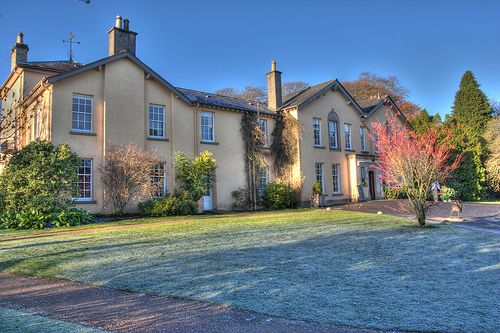 Rowallane House, Co Down. My Grandmother's workplace