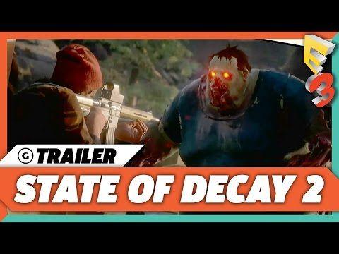 Trailer del Nuevo Videojuego: State of Decay 2   notodoanimacion.es