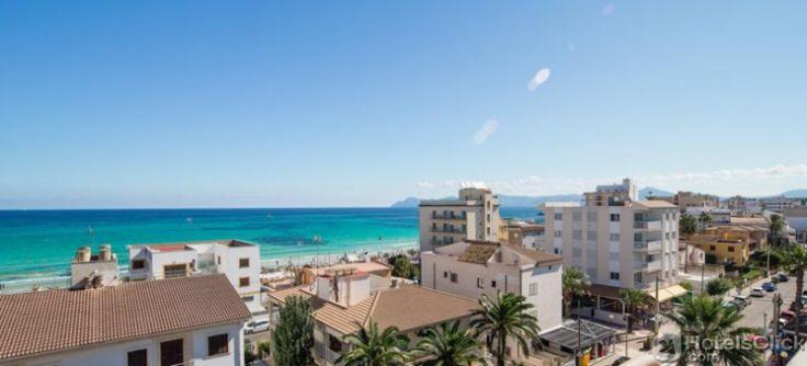 L'Hotel Thb Gran Playa si trova a #Maiorca - Isole Baleari #Spagna ed è un hotel per soli adulti con birreria all'aperto, piscina, bar-caffetteria, ristorante, jacuzzi e camere spaziose e luminose.  https://www.hotelsclick.com/alberghi/spagna/maiorca-isole-baleari/16474/hotel-thb-gran-playa.html