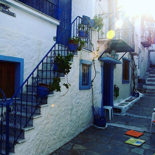 Skiathos Blues #skiathosplanespotting #plane #skiathos #skathosrepost #greece