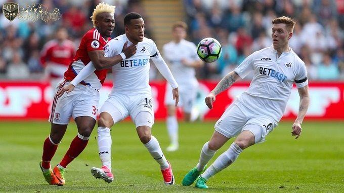 Laporan Pertandingan dan Highlights : Swansea City 0 - 0 Middlesbrough https://goo.gl/KFhuJq  #Highlights #SwanseaCity #Middlesbrough